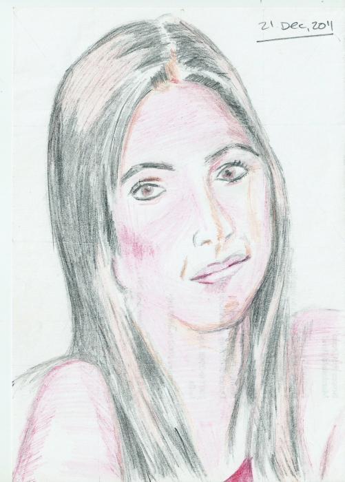 Katrina Kaif by rajen1977